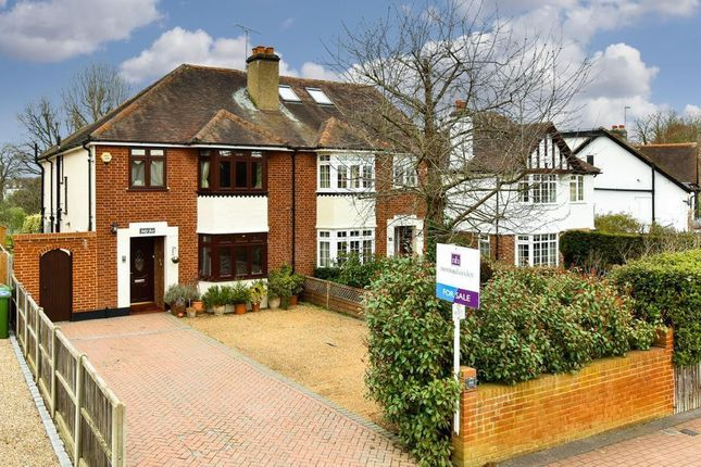 Thumbnail Property for sale in Foley Road, Claygate, Esher