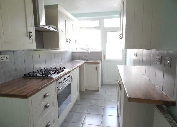 Thumbnail Terraced house to rent in King Street, Brynmawr, Ebbw Vale