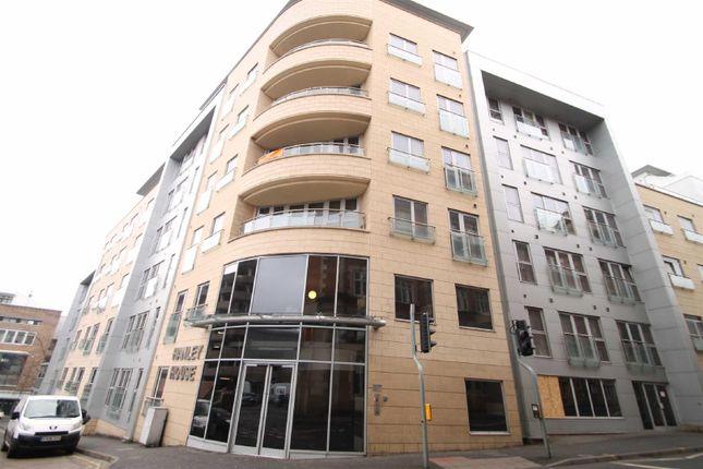 2 bed flat to rent in Hanley House, Hanley Street, Nottingham