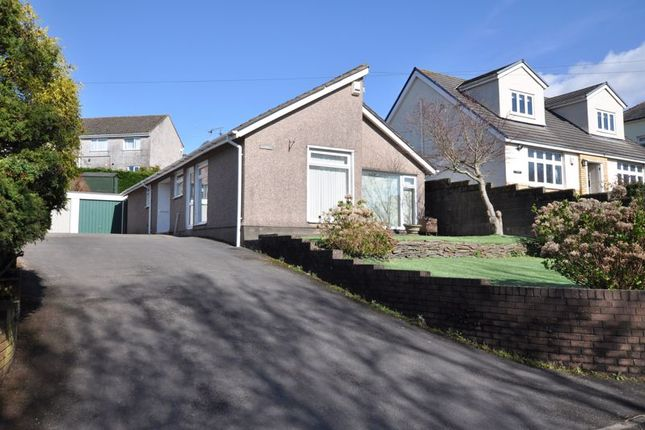 Thumbnail Detached bungalow for sale in Virtual Tour, Bungalow, Lodge Road, Caerleon
