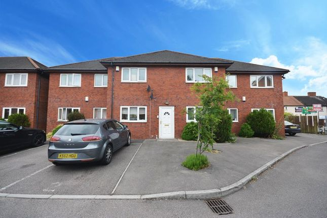 Thumbnail Flat for sale in Deemuir Square, Splott, Cardiff