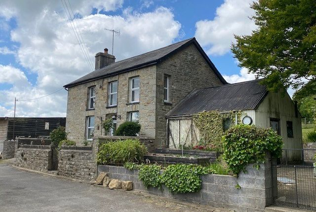 Thumbnail Detached house for sale in Drefach, Llanybydder
