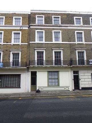 Thumbnail Flat to rent in Harmer Street, Gravesend