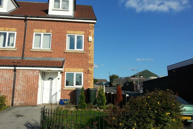 Thumbnail Semi-detached house to rent in Maurice Street, Parkgate, Rotherham