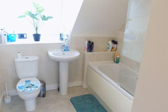 Shared Bathroom of Leaf Avenue, Hampton Hargate, Peterborough PE7