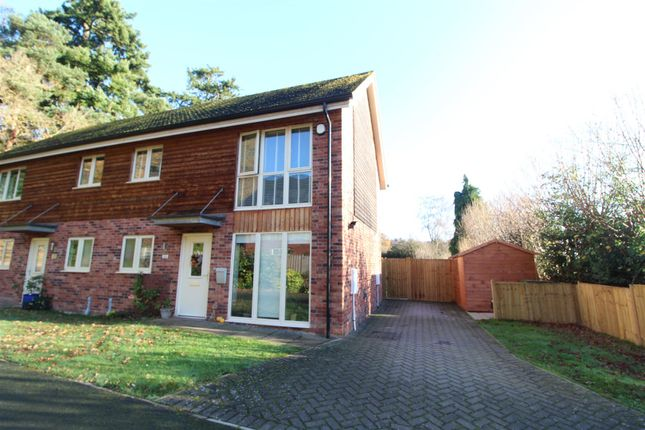 3 bed semi-detached house for sale in The Pines Lower Road, Harmer Hill, Shrewsbury SY4