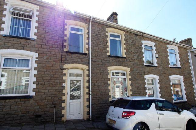 Thumbnail Terraced house for sale in Greenfield, Newbridge, Newport