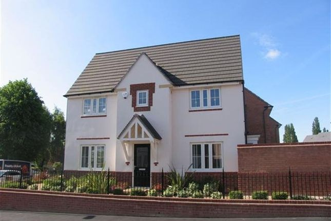 Thumbnail Detached house to rent in Perkins Way, Chilwell, Nottingham