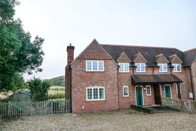 3 bed semi-detached house to rent in Wellhouse, Hermitage, Thatcham RG18