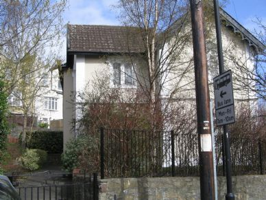 Thumbnail Flat to rent in Totterdown, Bristol