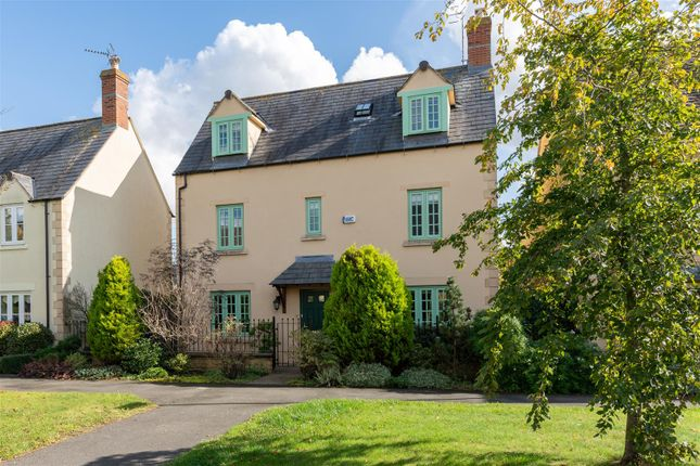 Thumbnail Detached house for sale in Blenheim Way, Moreton In Marsh, Gloucestershire