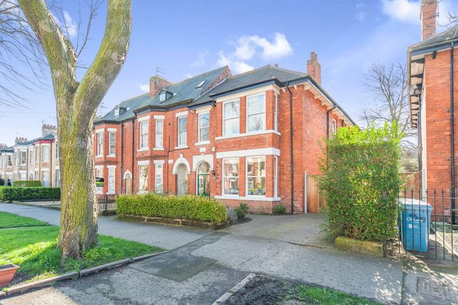 Thumbnail Semi-detached house for sale in Park Avenue, Princes Avenue, Hull