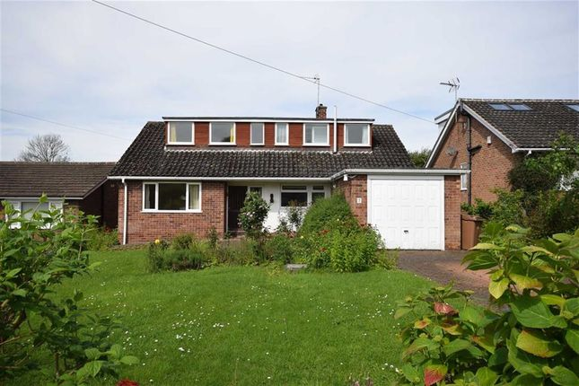 Thumbnail Detached house for sale in Hillside Drive, Southwell, Nottinghamshire