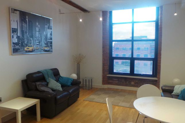 2 bed flat to rent in Malta Street, New Islington M4
