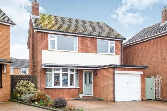 Thumbnail Detached house for sale in Fisherwick Close, Whittington, Near Lichfield, Staffordshire