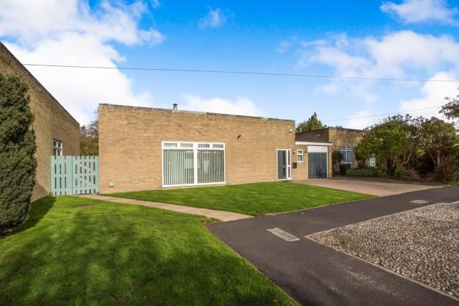 Thumbnail Bungalow for sale in Tacolneston, ., Norfolk