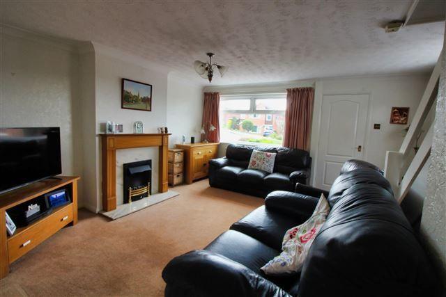 Lounge of Finch Rise, Aston, Sheffield S26
