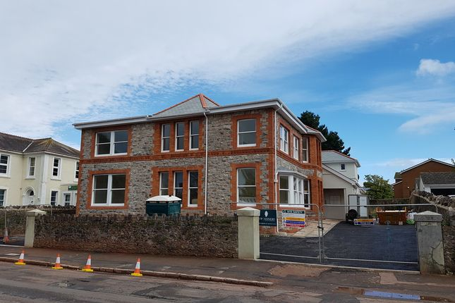 Thumbnail Flat to rent in St. Margarets Road, St. Marychurch, Torquay