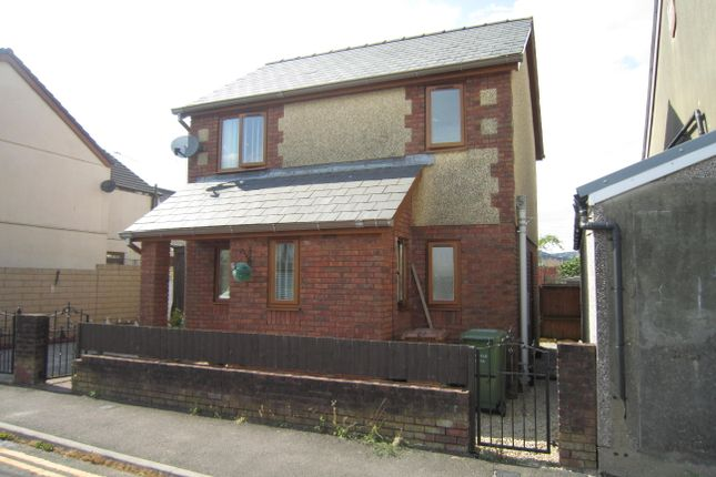 Thumbnail Detached house for sale in Upper Capel Street, Bargoed