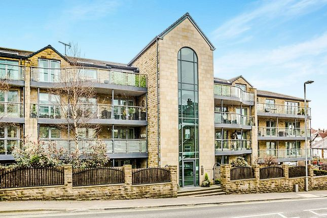 Thumbnail Flat for sale in Somerset Road, Almondbury, Huddersfield