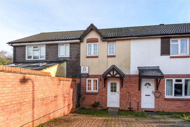 Thumbnail Terraced house to rent in Strathmore Close, Carterton