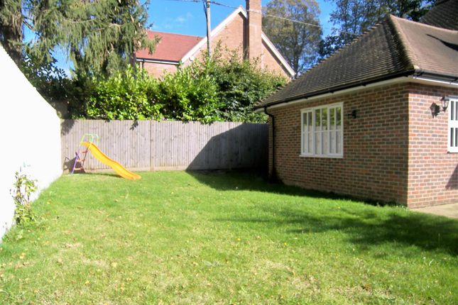 Garden 3 of Coombe Road, Hill Brow, Liss GU33