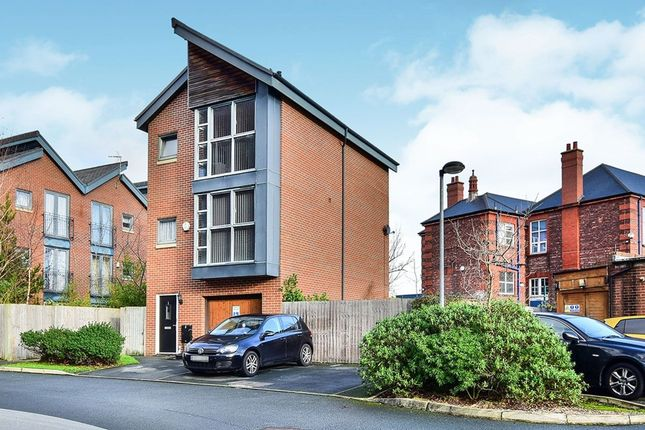 Thumbnail Detached house for sale in Copper Place, Fallowfield, Manchester