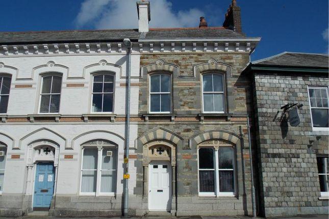 Thumbnail Terraced house for sale in Dean Street, Liskeard