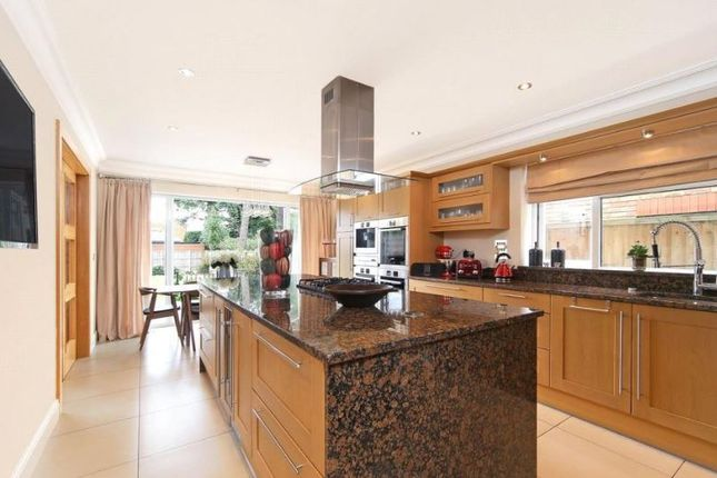 Thumbnail Detached house to rent in Sidney Road, Walton-On-Thames, Surrey