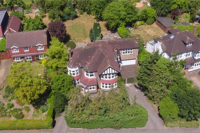 Thumbnail Detached house for sale in Park Way, Ruislip, Middlesex