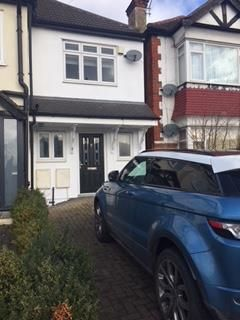 Thumbnail End terrace house to rent in Eastern Avenue East, Romford