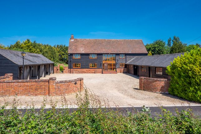 Thumbnail Barn conversion for sale in Nayland Road, Leavenheath, Colchester