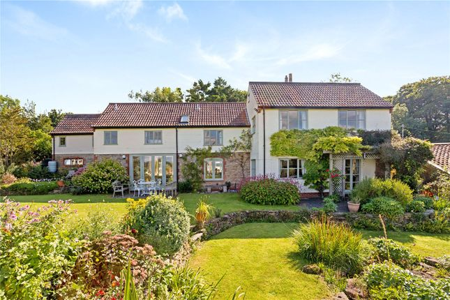Thumbnail Detached house for sale in Bristol Road, Winscombe, Somerset