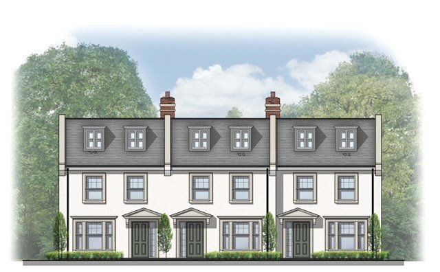 3 bed terraced house for sale in Station Road, Ascot, Berkshire SL5