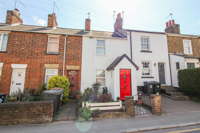 Thumbnail Cottage for sale in Station Road, Sawbridgeworth