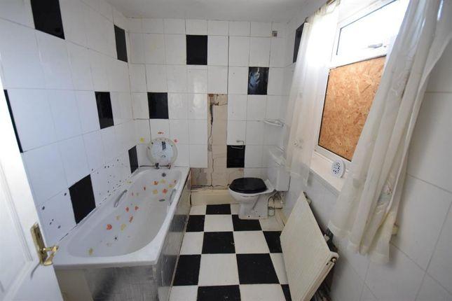 Bathroom of Tenth Street, Blackhall Colliery, Hartlepool, Cleveland TS27