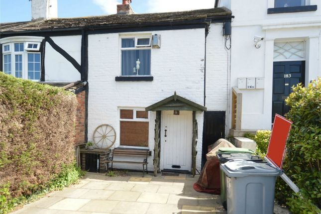 Thumbnail Terraced house to rent in London Road South, Poynton, Stockport, Cheshire