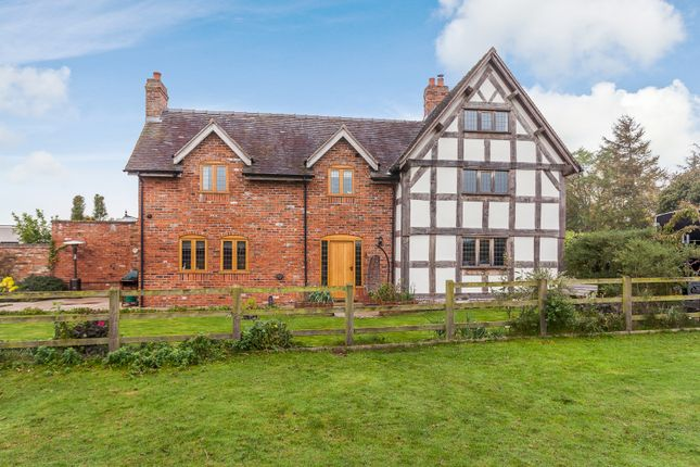 Thumbnail Semi-detached house for sale in Pinfold Lane, Tarporley