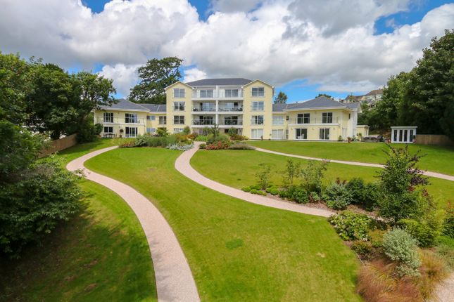 Thumbnail Flat for sale in Holcombe Drive, Dawlish