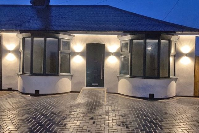 Night External of Charles Avenue, Forest Hall, Newcastle Upon Tyne NE12
