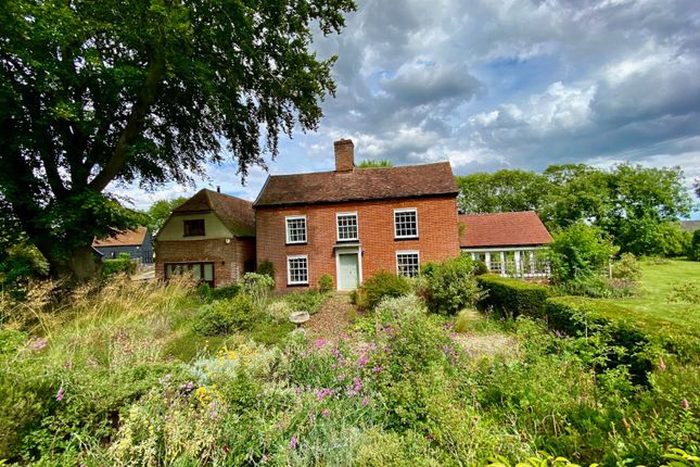 Detached house for sale in Brook Lane, Little Wenham, Colchester