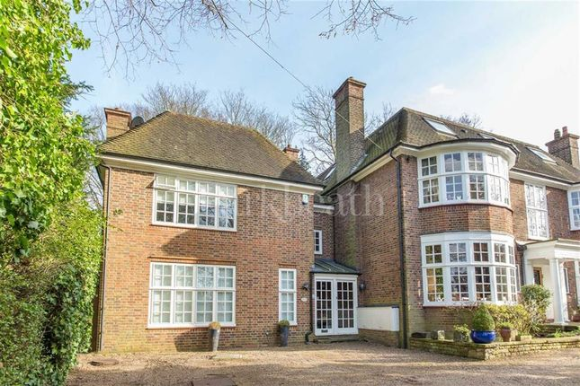 Thumbnail Property to rent in West Heath Road, Hampstead, London