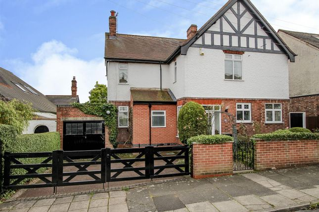 Thumbnail Detached house for sale in Cyril Avenue, Beeston, Nottingham