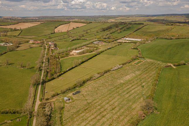 Thumbnail Farm for sale in Belton Farm, College Farm Road, Belton In Rutland, Oakham, Rutland