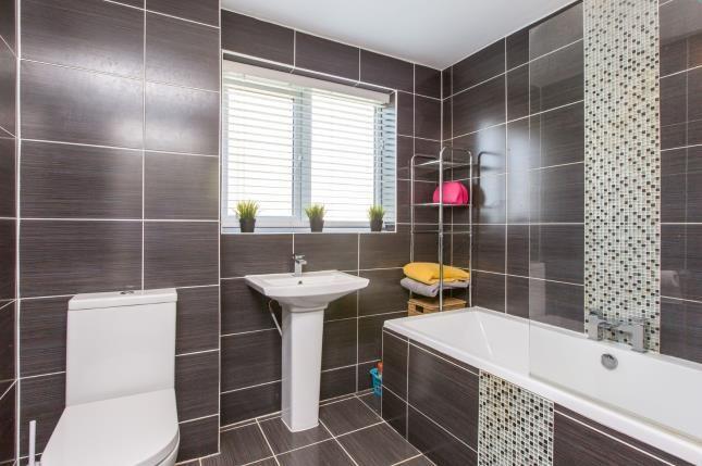 Bathroom of Nixon Drive, Winsford, Cheshire CW7