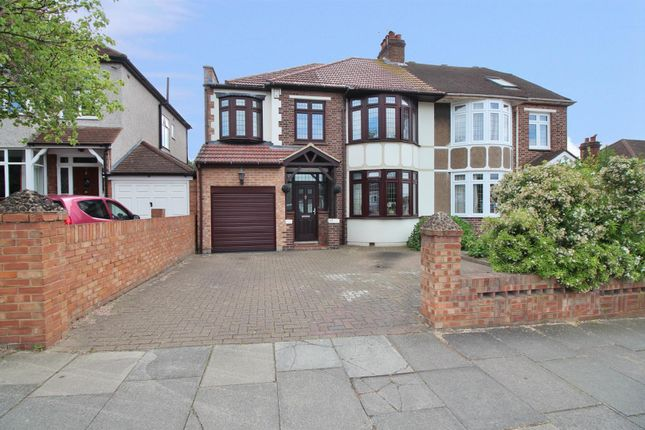 Thumbnail Semi-detached house for sale in Townley Road, Bexleyheath