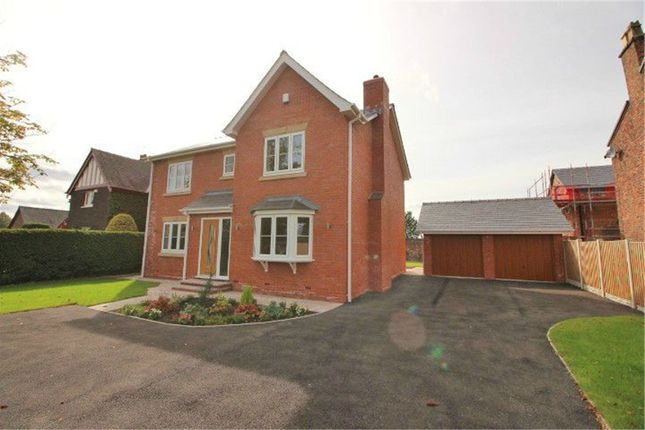 Thumbnail Detached house for sale in Southport Road, Lydiate, Liverpool, Merseyside