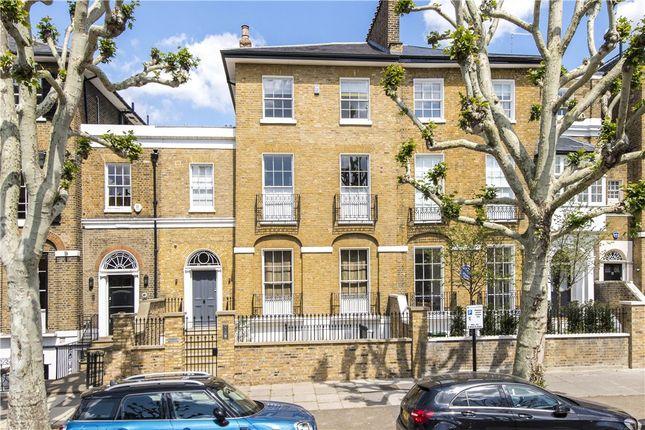 Thumbnail Terraced house for sale in Hamilton Terrace, London