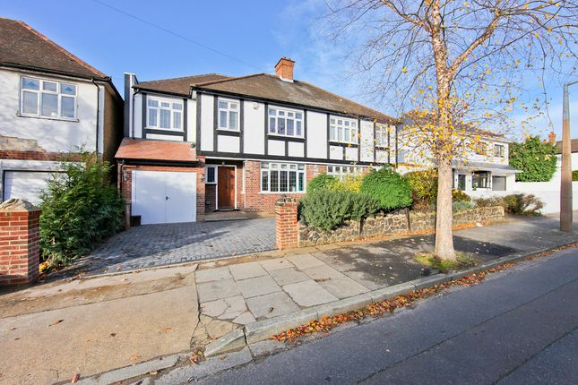 Thumbnail Semi-detached house for sale in Martin Dene, Bexleyheath