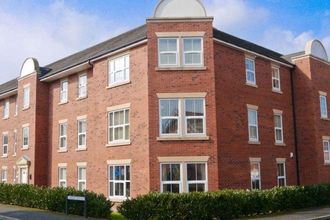 2 bed flat to rent in Lambert Crescent, Kingsley Village, Nantwich CW5